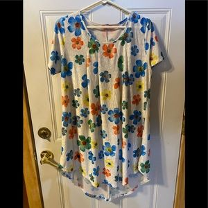 Simply Aster Tunic size X Large,